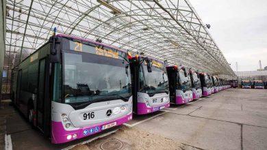 Primele 30 de autobuze noi Mercedes-Benz Conecto puse în circulație la Cluj-Napoca