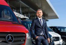 Batiste Pascalin trece la conducerea diviziei Mercedes-Benz Vans România