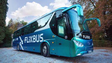 FlixBus operează ruta Frankfurt - Mannheim cu autocar 100% electric