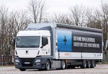 BMW Group utilizeazăcamioane electrice în cadrul operațiunilor logistice