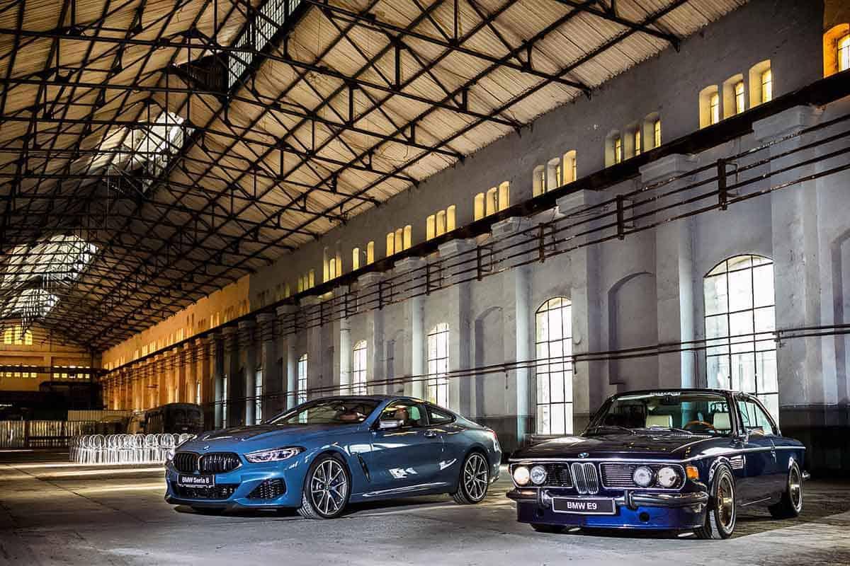 Noul BMW Seria 8 a fost prezentat oficial în România