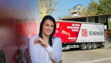 Handbalista Cristina Neagu a devenit brand ambasador al DB Schenker România