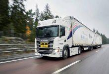 Laboratorul de transport Scania funcționează fără carburanți fosili