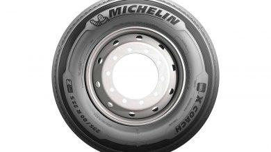 Noua anvelopă Michelin X Coach Z pentru autocare