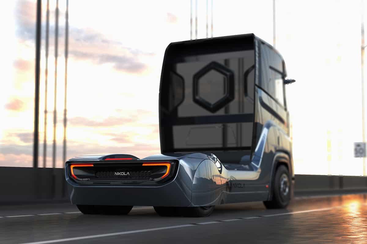 Nikola Tre, camionul electric cu pile de combustie dedicat pieței europene