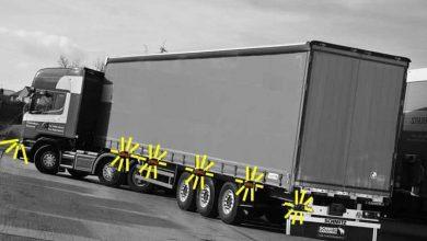 Toate modelele Schmitz Cargobull vor include lumini de semnalizare pe laterale