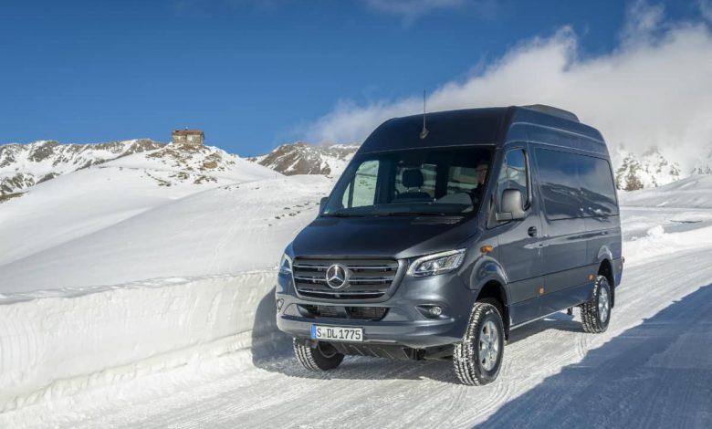 Noul Sprinter furgon costă 46.272 de euro în Germania