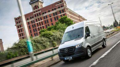 Noul Sprinter a primit titlul Van of the Year în cadrul Commercial Fleet Awards