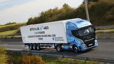 1.728 de kilometri parcurși de IVECO Stralis NP cu un singur plin de gaz natural