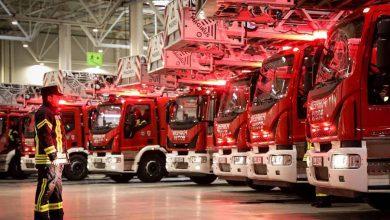 19 autoscări IVECO Magirus au intrat în dotarea pompierilor români