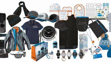 DAF a extins gama de accesorii și haine în culorile companiei