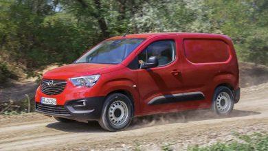 Noul Opel Combo primește sistemul IntelliGrip