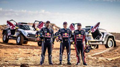 Opt echipaje Mini vor concura în Raliul Dakar 2019