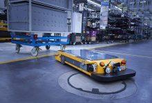BMW extinde utilizarea tehnologiilor inovatoare în logistica producţiei