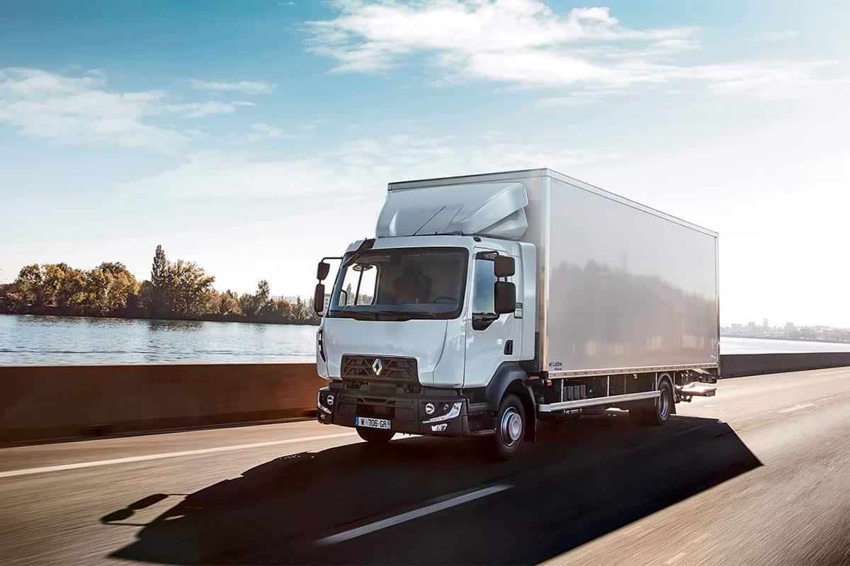 Distribuție urbană mai eficientă și sigură cu noile Renault Trucks D și D Wide 2019