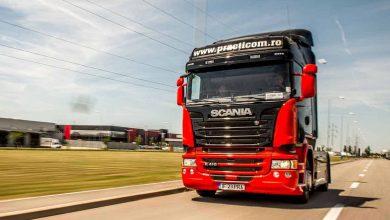 Practicom dezminte acuzațiile potrivit cărora doi șoferi de camion ar fi fost lăsați în Germania