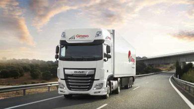Girteka Logistics a achiziționat 1.500 de camioane DAF XF
