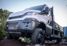 IVECO oferă noul Daily 4x4 într-o gamă completă de până la 7 tone