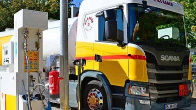 Scania sprijină utilizarea gazului natural lichefiat în transportul rutier