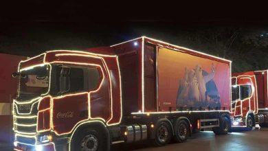 """""""Santa Claus is coming to town"""" în camioane Scania de nouă generație"""