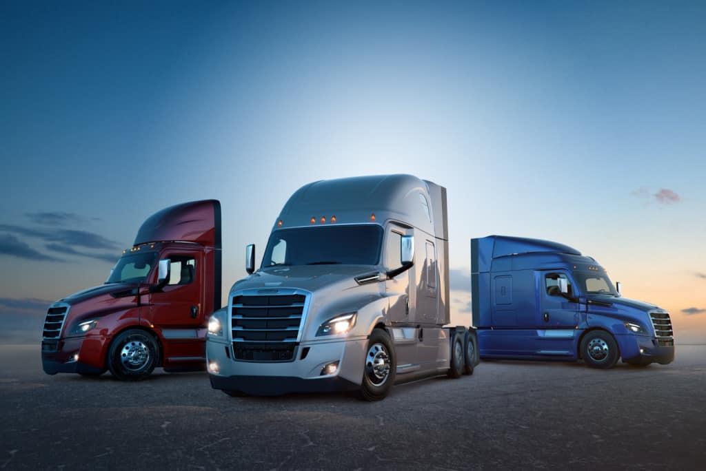 Daimler Trucks, lider pe piața europeană de camioane medii și grele în 2018