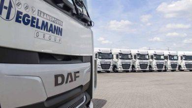 DAF va livra 540 de unități XF 480 grupului Hegelmann până la finalul lui 2020