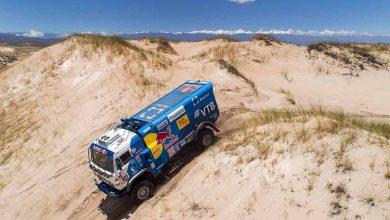 Kamaz Master pregătită să câștige un nou trofeu în Dakar 2019