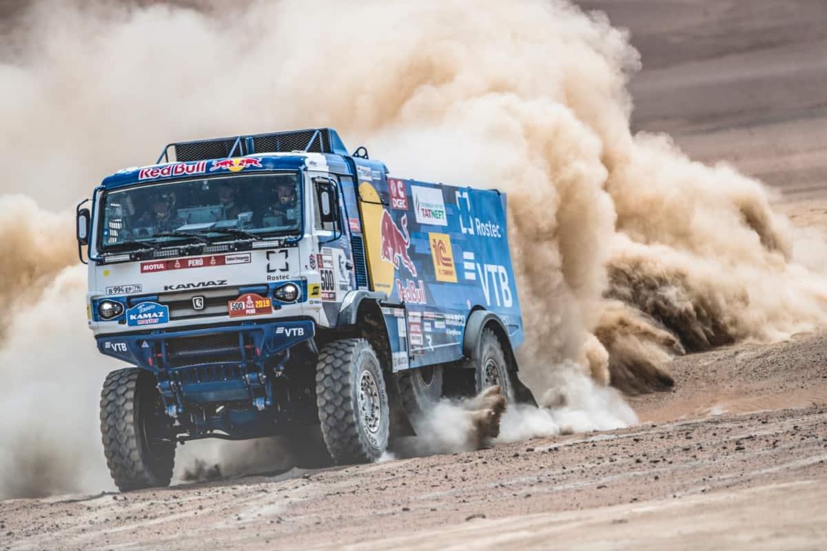 Andrey Karginov câștigă etapele 3 și 4 din Dakar Rally, dar Eduard Nikolaev rămâne lider la general