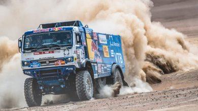Țarul Nikolaev continuă să domine clasamentul general și după etapa a șasea de Dakar