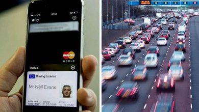 Finlandezii vor putea folosi permisul de conducere electronic, pe telefonul mobil