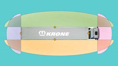 Vizibilitate și siguranță în trafic crescută cu Krone Smart Birdview