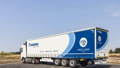 Transport rutier internațional în siguranță cu noua semiremorcă Profi Liner TIR