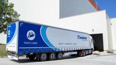 Noul sistem Safe Curtain de la Krone oferă mai multă siguranță în timpul transportului