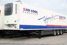 Toate semiremorcile frigorifice din gama S.KO COOL vin echipate cu sistem de telematică