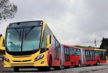 Scania va livra în total 741 de autobuze alimentate cu gaz la Bogota