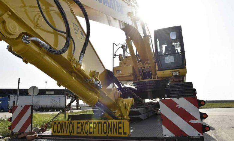 Au intrat în vigoare noile norme privind transporturile agabaritice prevăzute în OG nr. 43/1997