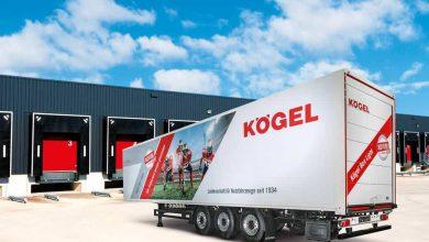 Kögel Box Light, o semiremorcă cu 3 axe fabricată din materiale ușoare