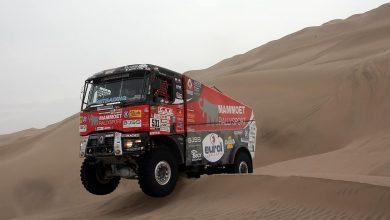Renault Trucks și echipa MKR pregătite de Dakar 2019