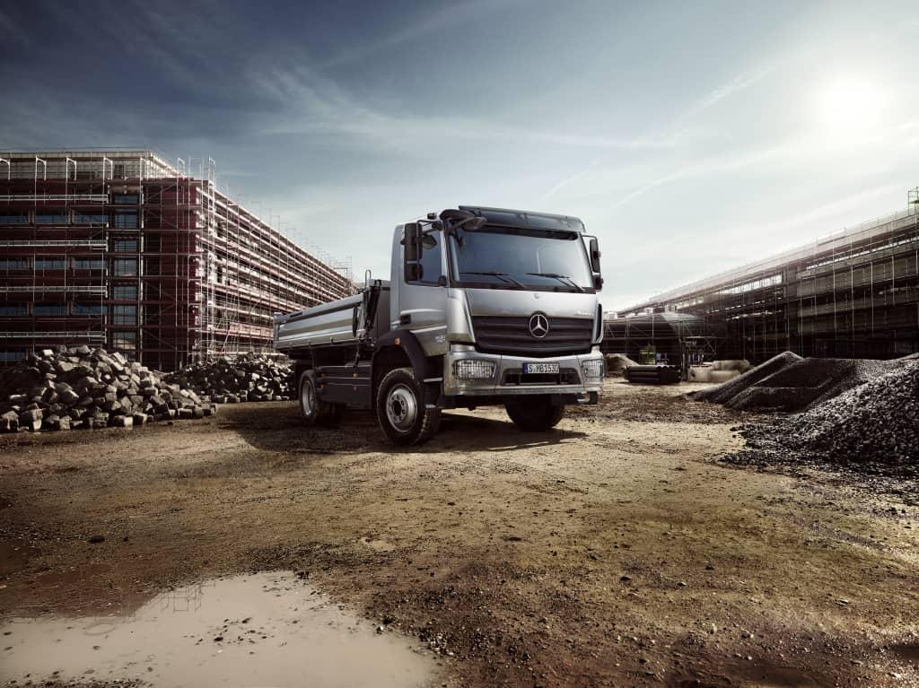 Premierele Daimler la târgul Bauma 2019 din Munchen