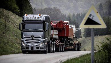 Daimler va fi prezent în cadrul târgului Bauma 2019 din Munchen