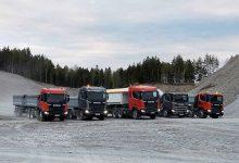 Premierele Scania din cadrul târgului Bauma din Munchen