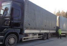 Șofer de camion lituanian arestat în Germania pentru transport de vehicule furate
