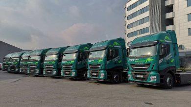 PIMK și-a extins flota cu încă 50 de camioane Iveco Stralis NP 400 cu CNG