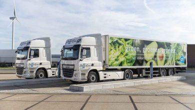 Aprovizionare cu emisii zero utilizând DAF CF Electric și DAF CF Hybrid