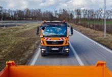 Siguranță sporită în timpul lucrărilor din trafic cu ajutorul camioanelor autonome