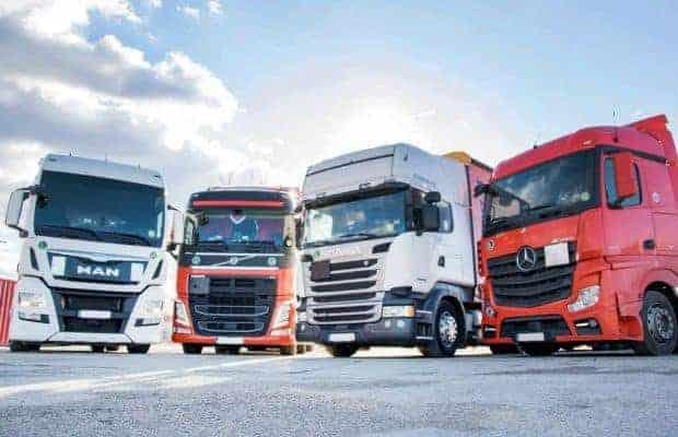 Înmatriculările de vehicule comerciale în Europa au crescut cu peste 6% în ianuarie 2019