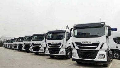 Prima flotă de camioane IVECO Stralis NP 460 alimentate cu CNG livrată în România
