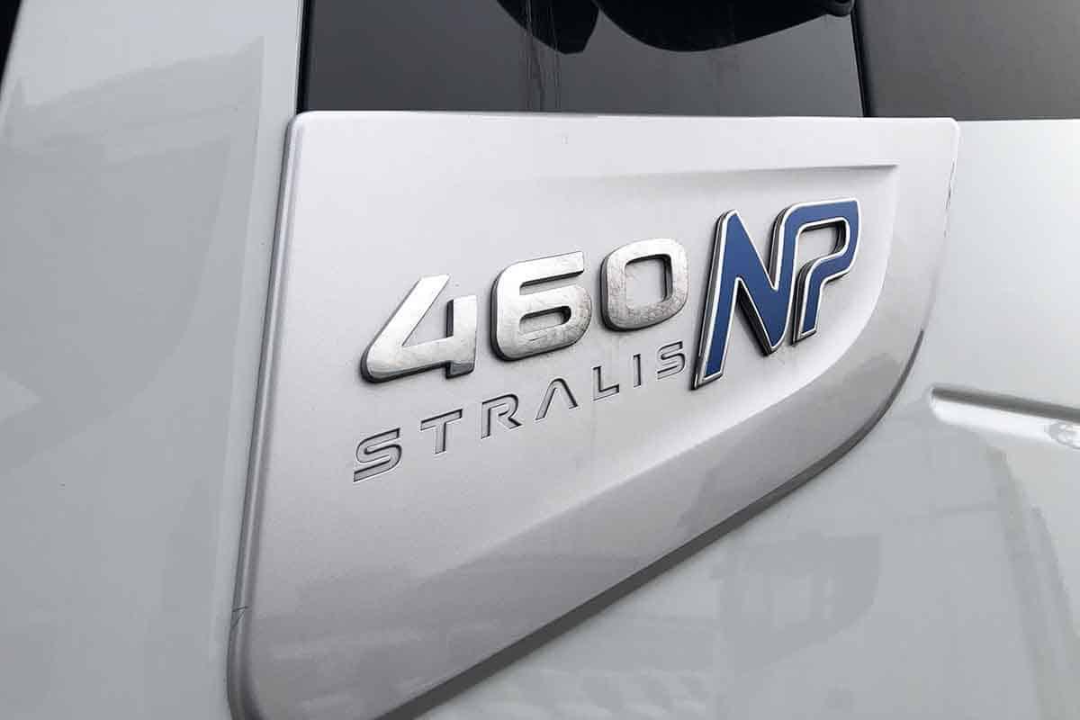 Ness Project Europe operează prima flotă de camioane IVECO Stralis NP 460 alimentate cu CNG din România