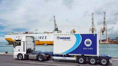 Mai multă sarcină utilă în transportul de containere cu noua gamă Krone Box Liner