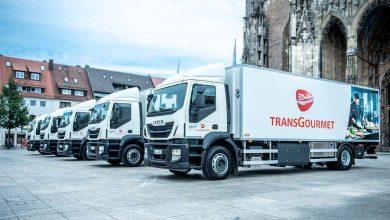 Prin utilizarea camioanelor IVECO Stralis NP (CNG) cu transmisie Allison în livrări, germanii de la Transgourmet au făcut un pas important în direcția transportului durabil.